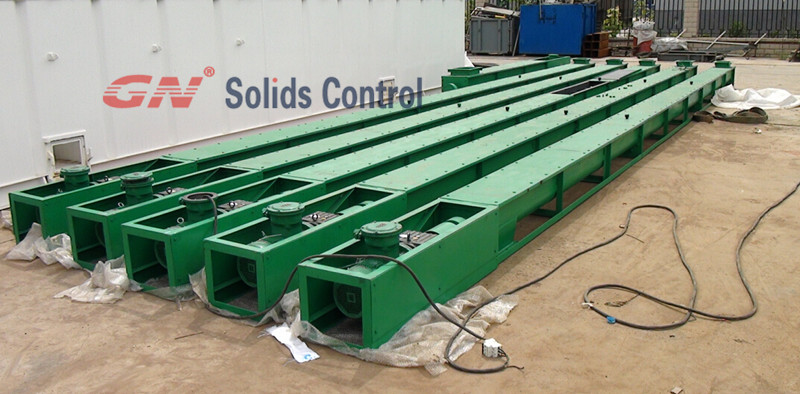 Five5 sets Screw conveyor
